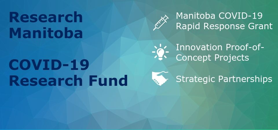 Research Manitoba COVID-19 Research Fund